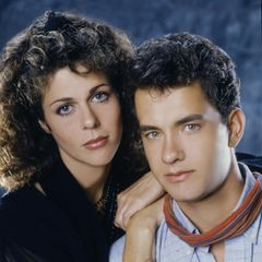 Promi-Paare: Tom Hanks und Rita Wilson
