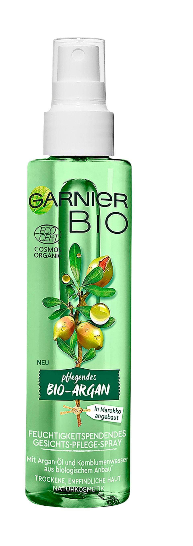 Green Beauty: Argan Feuchtigkeitsspendendes Gesichtspflegespra