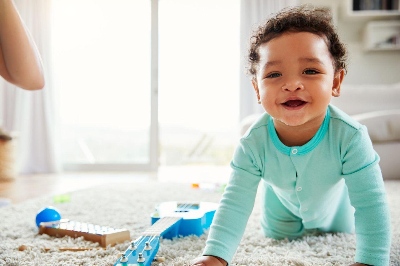 Rückruf von Babyschuhen bei Aldi