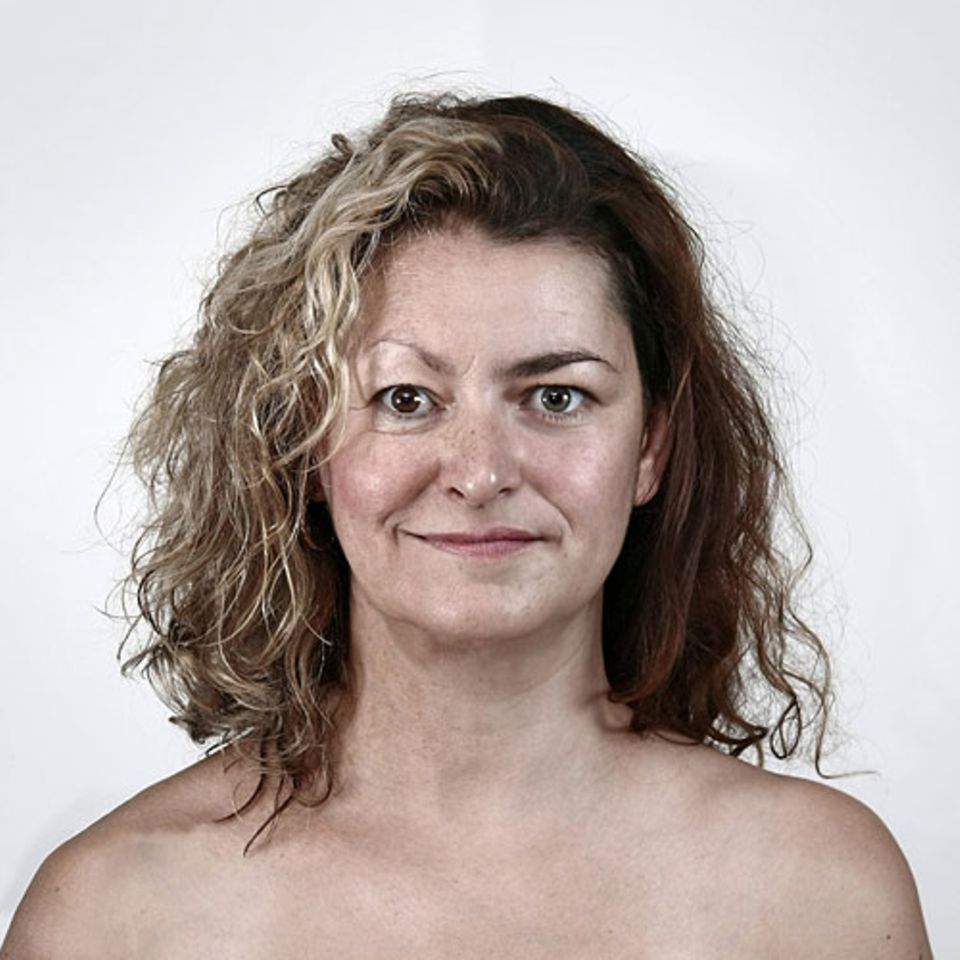 """""""Portraits Génétiques"""": Diese Fotos beweisen, wie ähnlich wir unseren Müttern wirklich sind"""