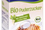 Food News: SweetFamily Bio-Puderzucker
