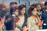 Promi-Kinder: Jessica Alba mit ihren Kindern Haven, Hayes und Honor