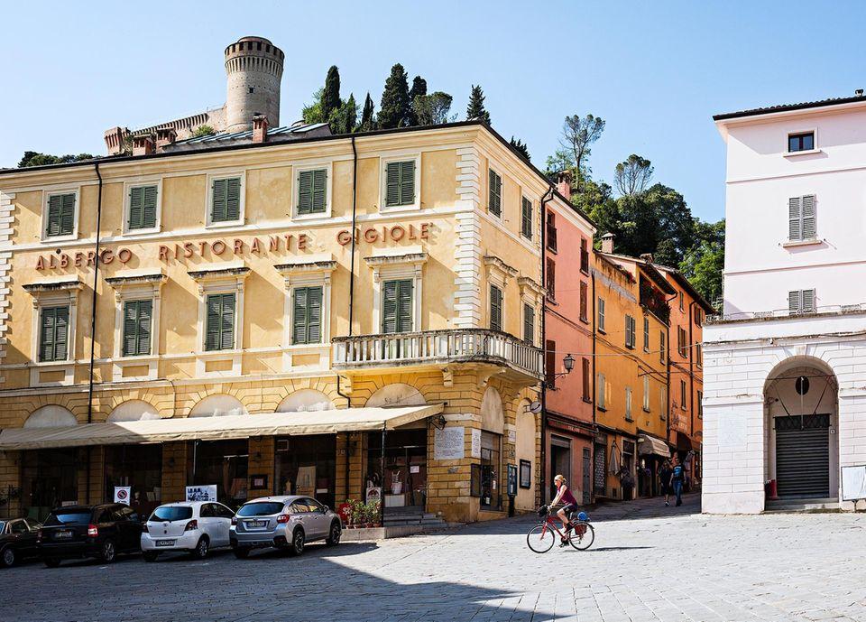Von Venedig bis Florenz: Brisighella