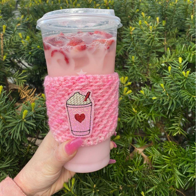 Pink Drink Das Rezept für das kalorienarme Sommer Trendgetränk 20