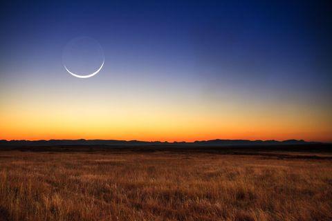 3 Sternzeichen, denen der Neumond am 11.5.2021 einen Neuanfang schenkt