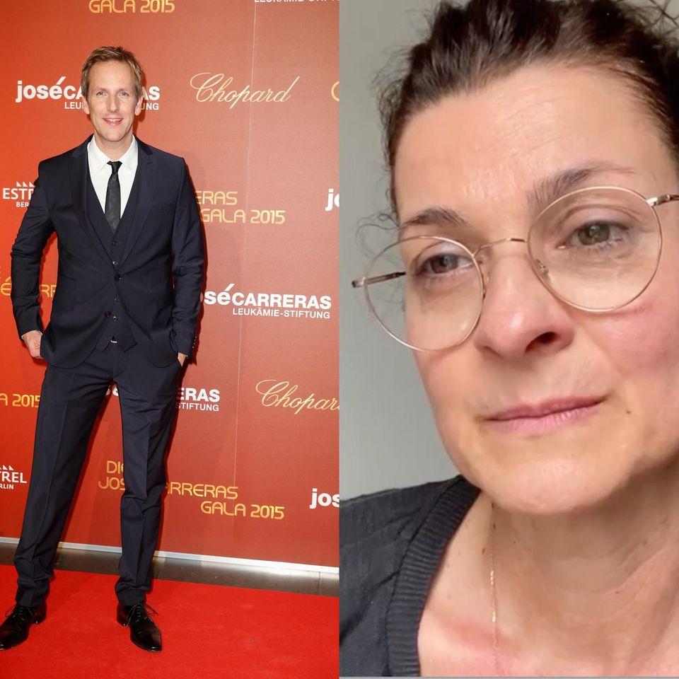 Jan Hahn; Marlene Lufen