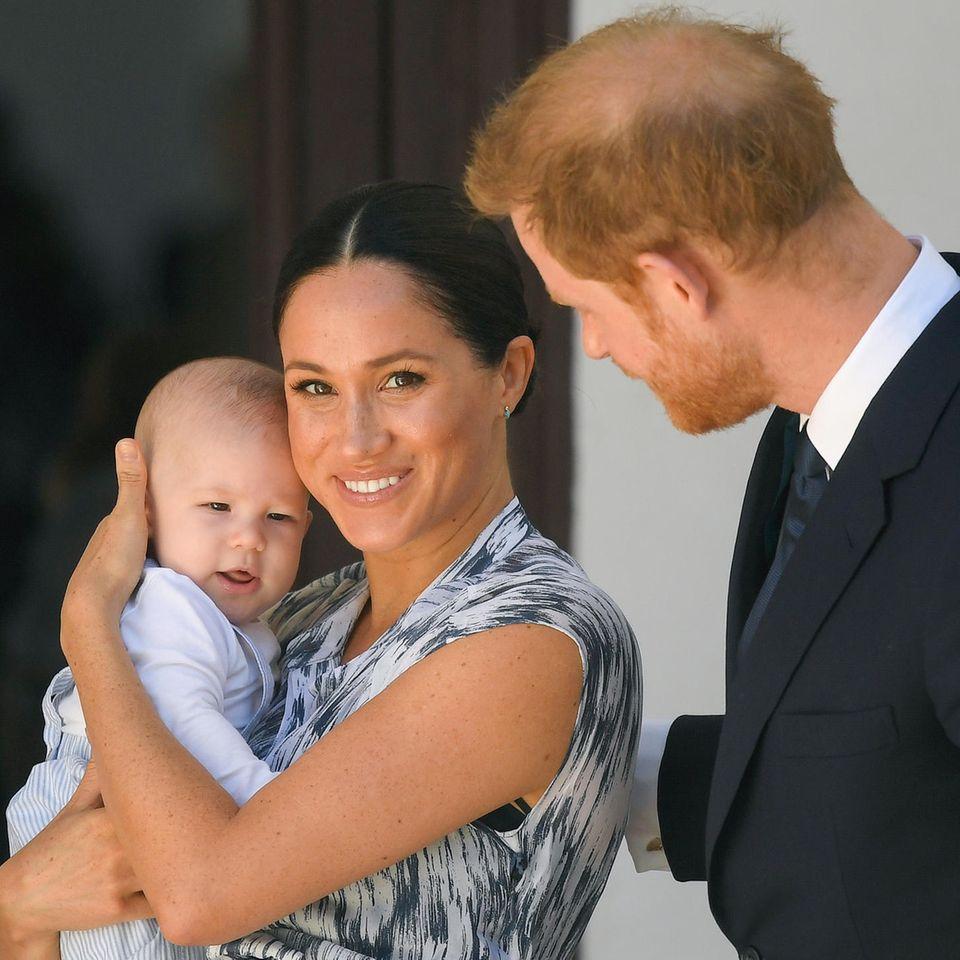Meghan und Harry: Welchen Titel wird ihre Tochter tragen?
