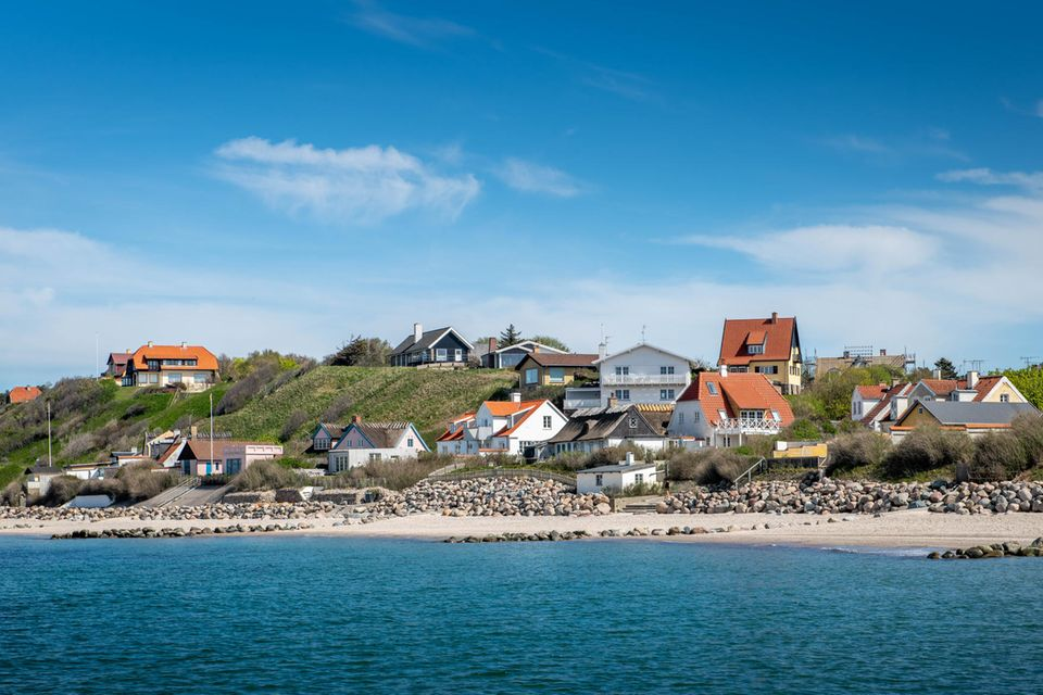 Corona aktuell: Küste in Dänemark