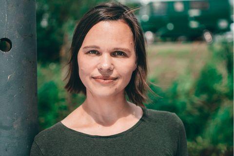 """Hanna Schiller bloggt als """"Solomama plus Eins"""" über ihr Leben als Alleinerziehende."""