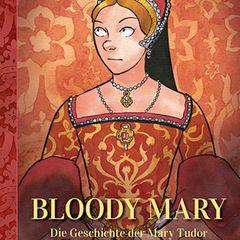 """Buchtipps der Redaktion: Buchcover """"Bloody Mary"""""""