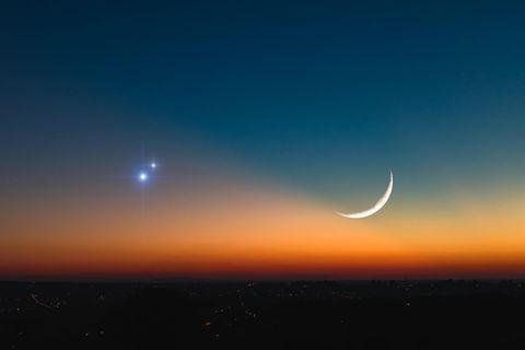 Doppelter Morgenstern: 3 Sternzeichen, die jetzt bestärkt werden
