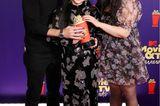 Lana Condor + Co. bei den MTV Movie & Video Awards