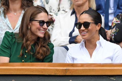 Stylisch vor der Sonne geschützt: Die Sonnenbrillen-Favoriten von Kate, Meghan & Co.
