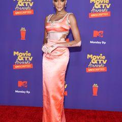 Winnie Harlow bei den MTV Movie & TV Awards: UNSCRIPTED