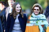 Prinzessin Ingrid Alexandra weiht Skulpturenpark ein