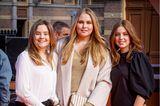 Ariane, Amalia und Alexia beim Königstag 2021