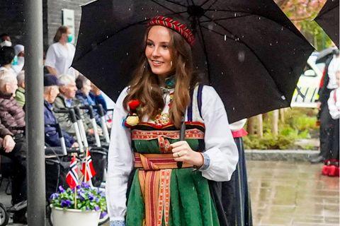 Prinzessin Ingrid Alexandra beim Nationalfeiertag 2021