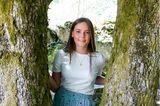 Prinzessin Ingrid Alexandra beim Sommer-Shooting