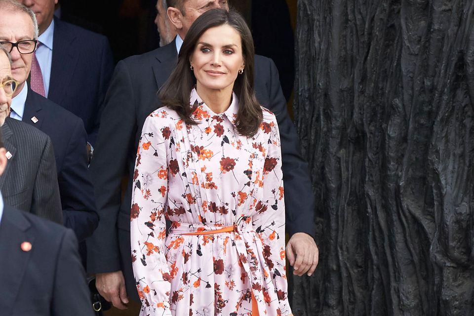 Königin Letizia im November 2019