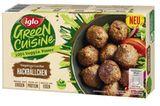 Food News: iglo Vegane Hackbällchen