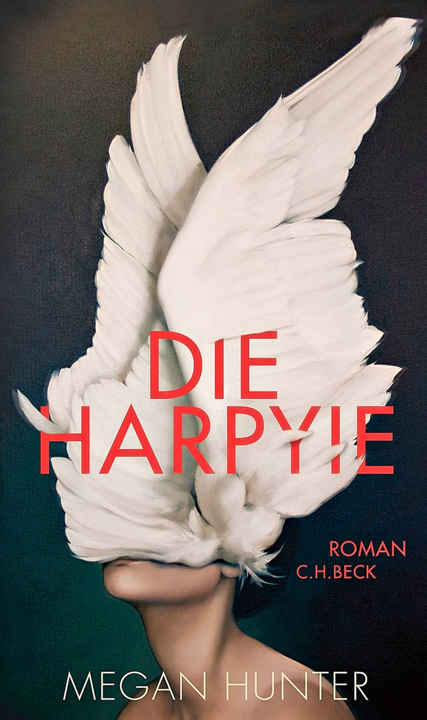 """Buchtipps der Redaktion: """"Die Harpyie"""""""