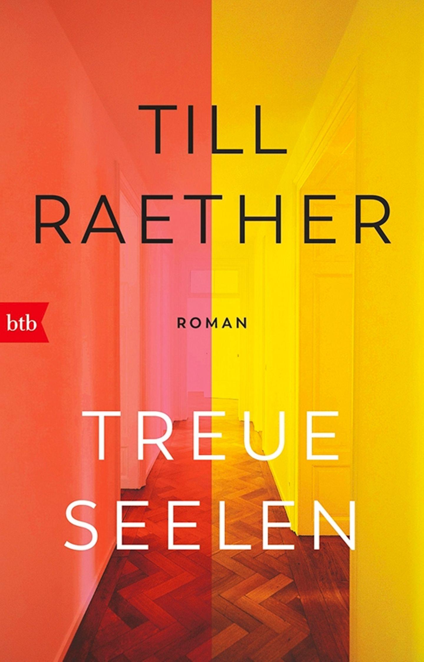 """Buchtipps der Redaktion: Buchcover """"Treue Seelen"""""""