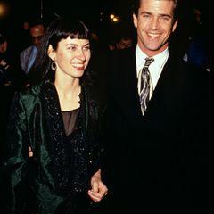 Promi-Scheidungen: Mel Gibson und Robyn Moore