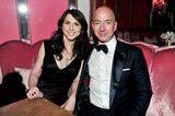 Promi-Scheidungen: Jeff Bezos und MacKenzie Bezos