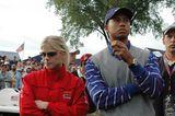 Promi-Scheidungen: Tiger Woods und Elin Nordegren