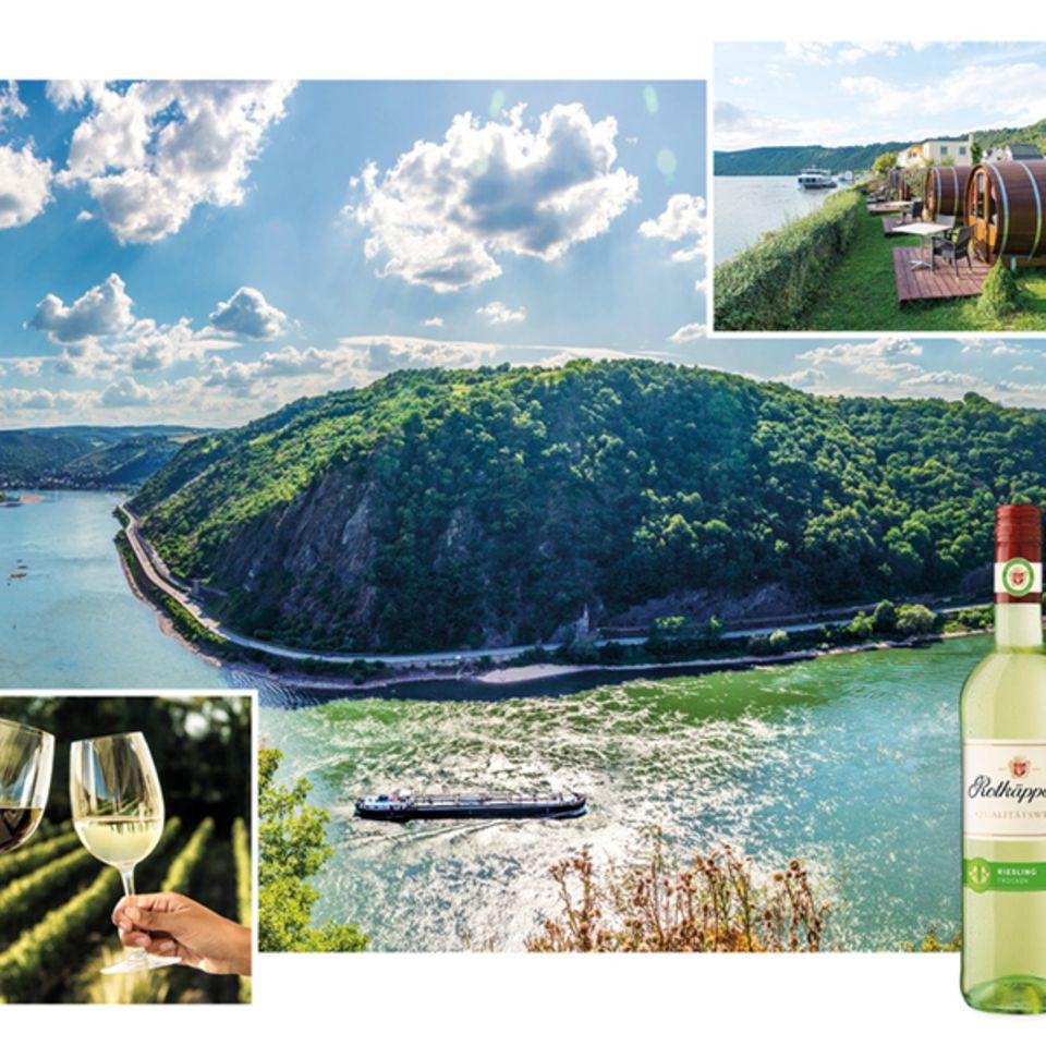 Gewinnspiel: Mit Rotkäppchen Qualitätswein eine Auszeit genießen