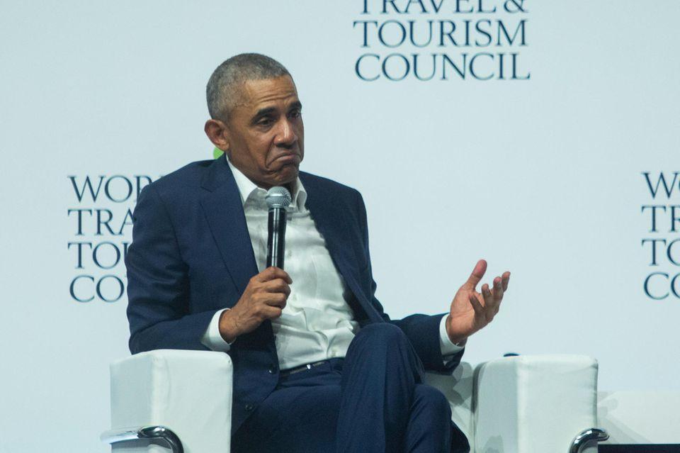 Barrack Obama über die Existenz von UFOs
