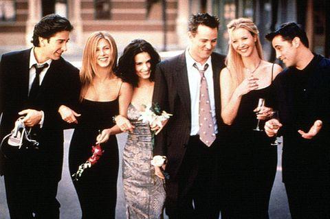 """""""Friends"""": Die Reunion verspricht Nostalgie, Tränen und Humor: Der Cast der Serie"""