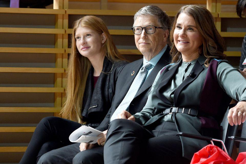 Promi-Scheidungen: Bill und Melinda Gates