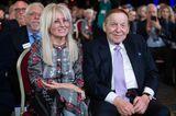 Die reichsten Frauen der Welt: Miriam Adelson mit Ehemann Sheldon Adelson