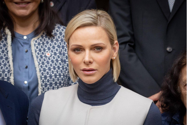 Nach sechs Wochen Funkstelle: Fürstin Charlène meldet sich mit emotionaler Botschaft zurück