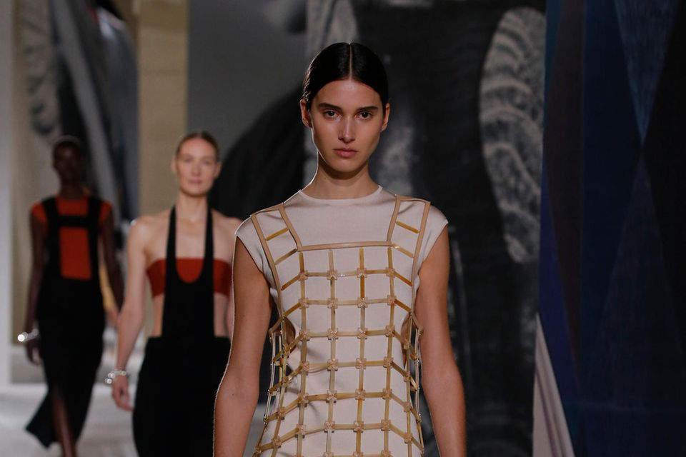 Hermès Ready to Wear Kollektion Frühjahr/Sommer 2021