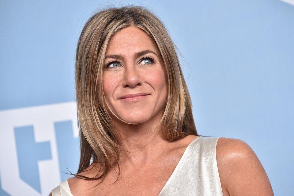 """Jennifer Aniston: Dieses Teil klaute sie vom """"Friends""""-Set und liebt es immer noch"""