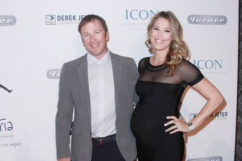 Bode + Morgan Miller: Ein weiteres Baby ist auf dem Weg – und es wird ein ...: Das Ehepaar auf dem roten Teppich