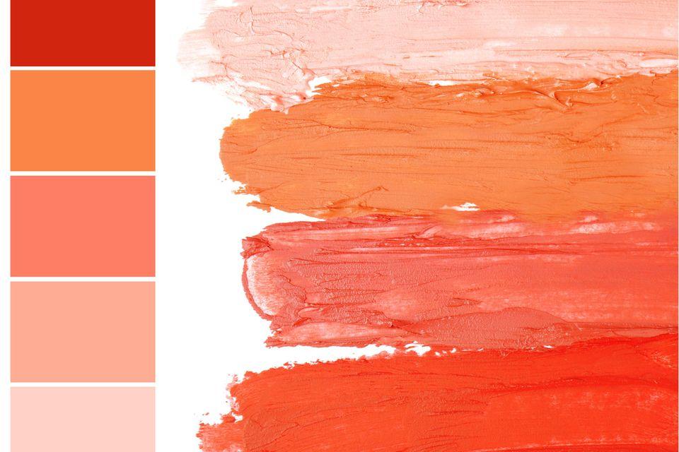 Lippenstift-Trend 2021: Peach Lips