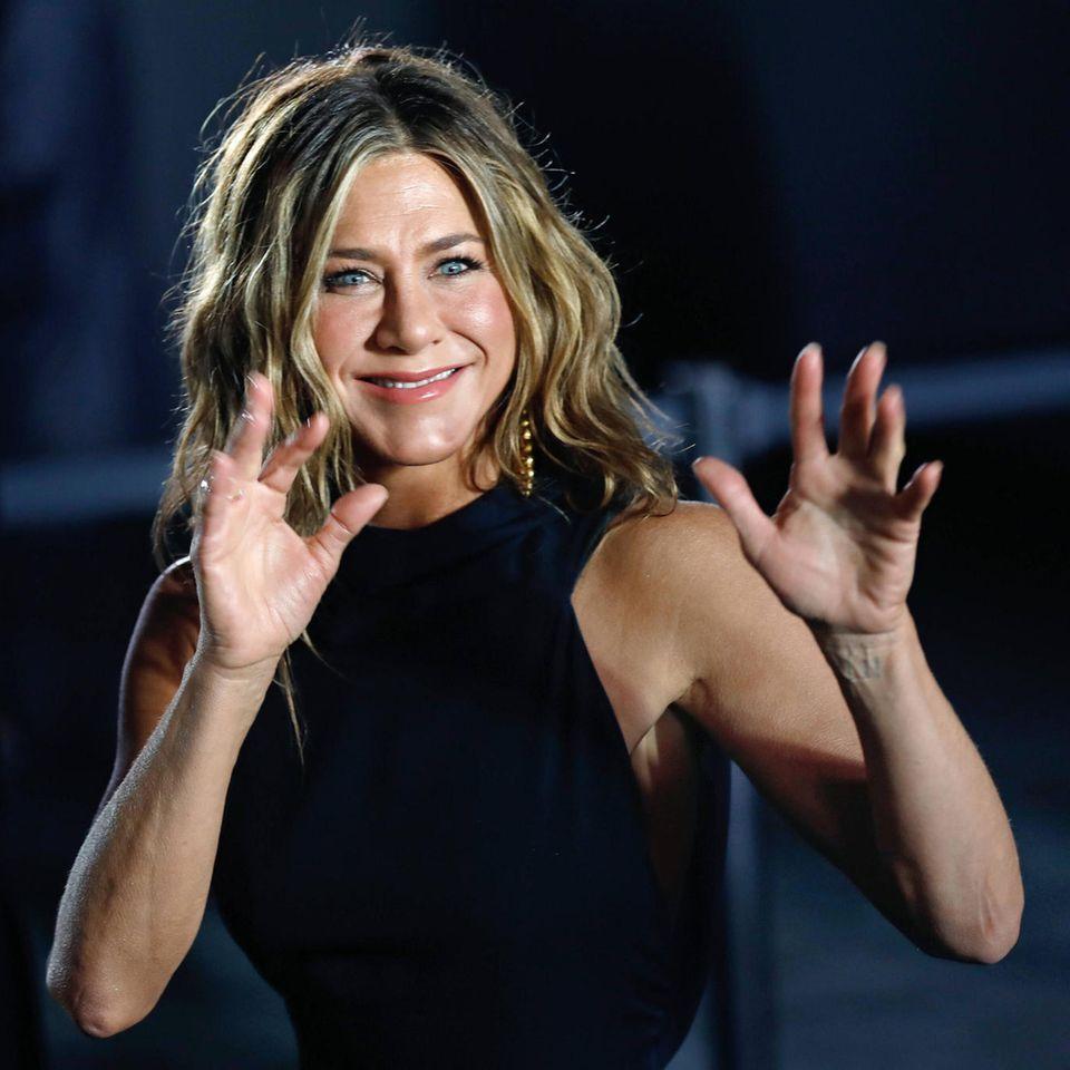 """Jennifer Aniston: Brad Pitt war ihr liebster Gaststar bei """"Friends"""""""