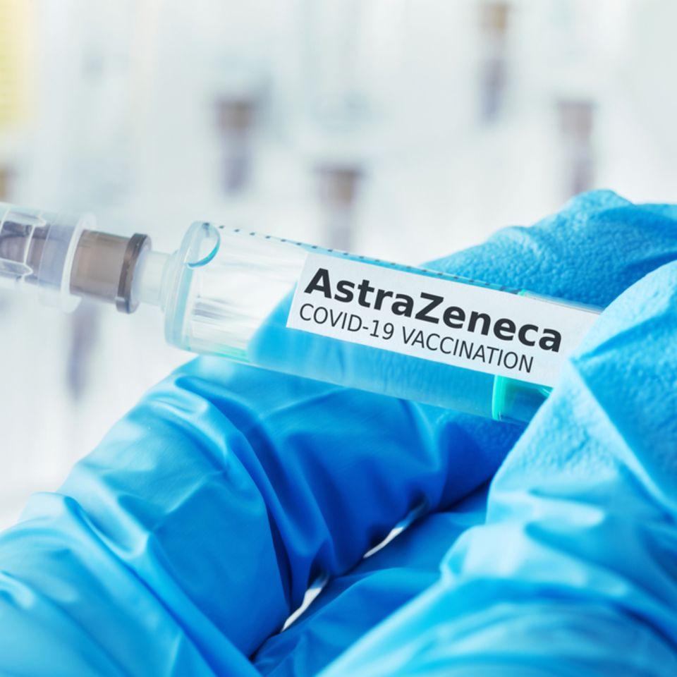 Corona aktuell: AstraZeneca-Impfstoff