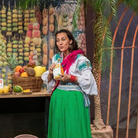 Hilli Fruits: die Gründerin Paulina Carrera