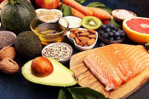 Frühstücksfasten: Eiweißhaltige Lebensmittel