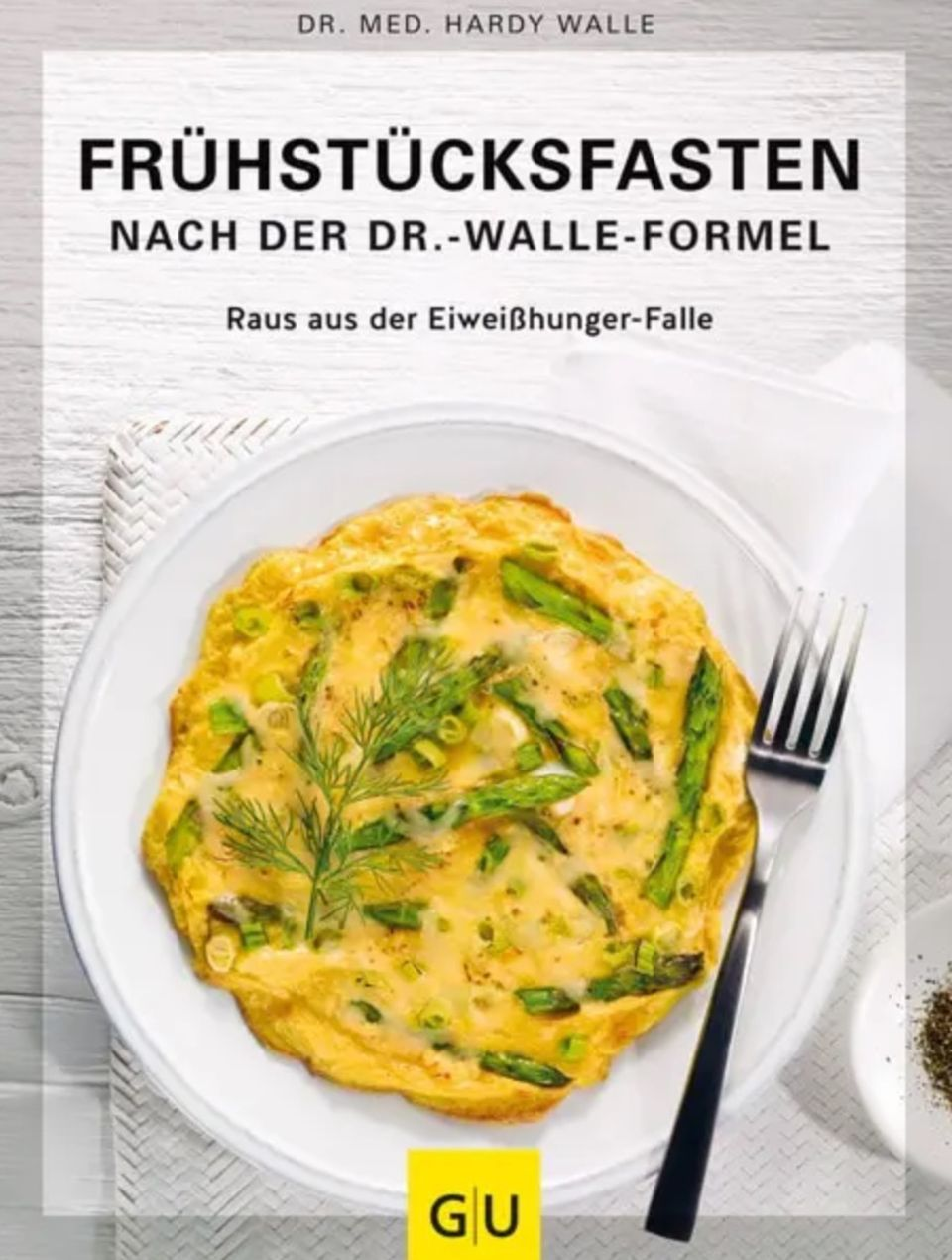 Frühstücksfasten: Buchcover