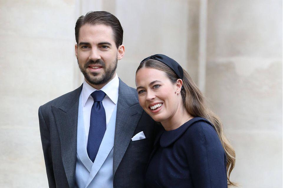 Prinz Philippos + Nina Flohr