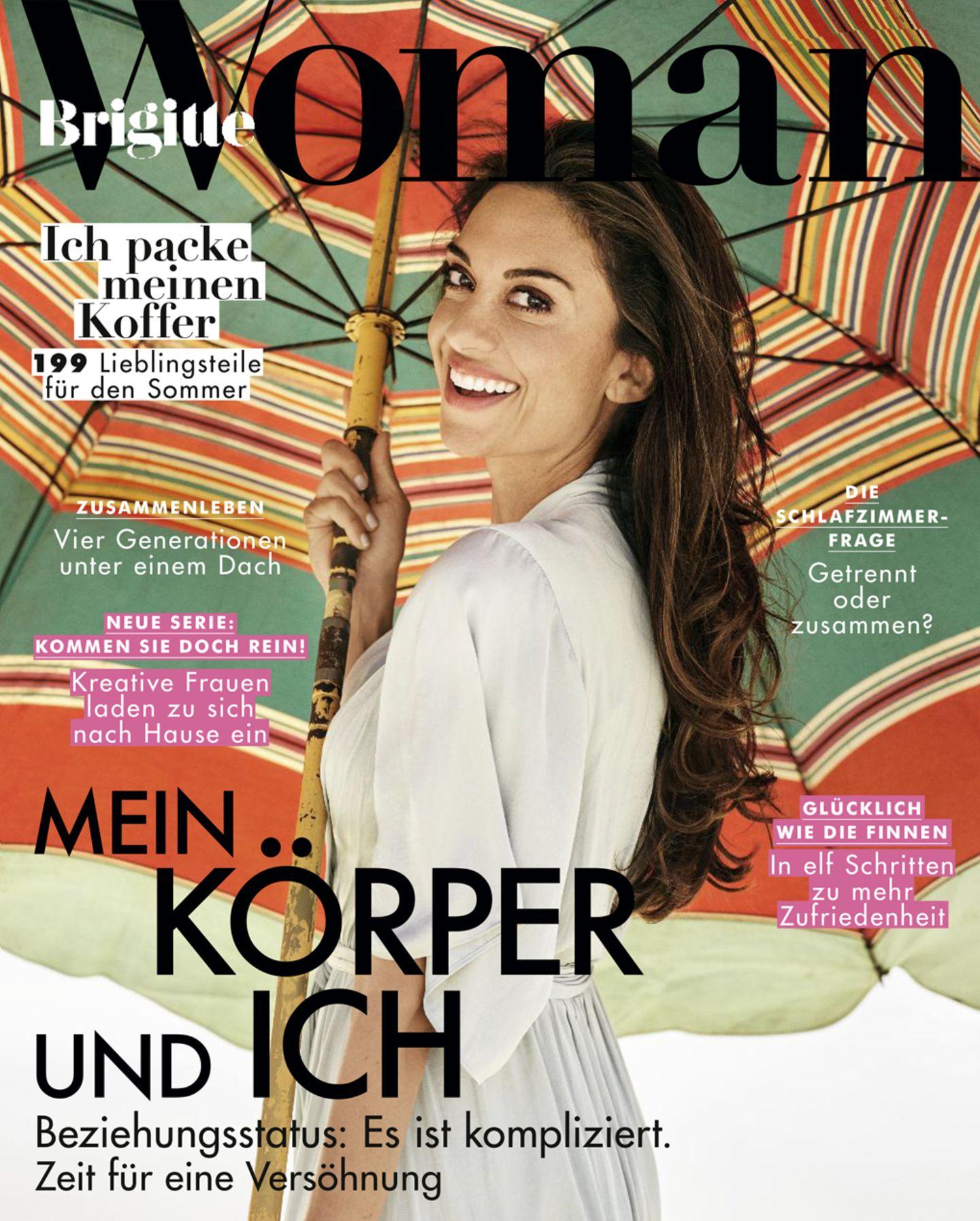 Heftvorschau Brigitte 07