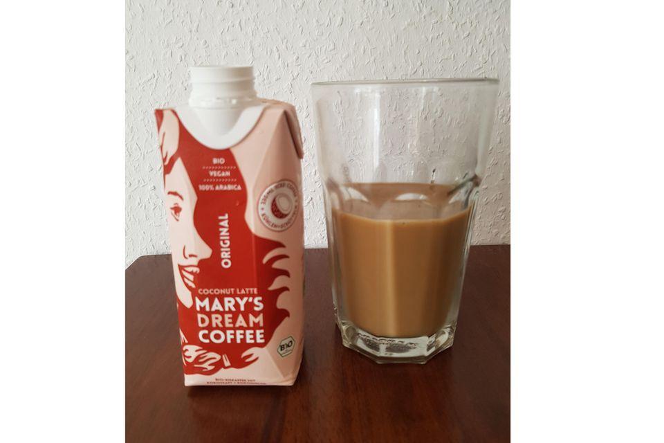 Mary's Dream Coffee: Kaffeedrink