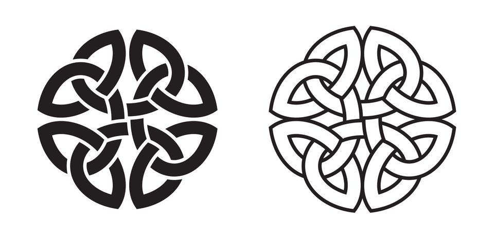 Keltische Symbole: Diese 5 Zeichen solltest du kennen