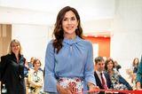 Prinzessin Mary eröffnet das Mutter-Kind-Zentrum im Herlev-Krankenhaus