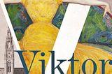 """Buchtipps der Redaktion: Buchcover """"Viktor"""""""